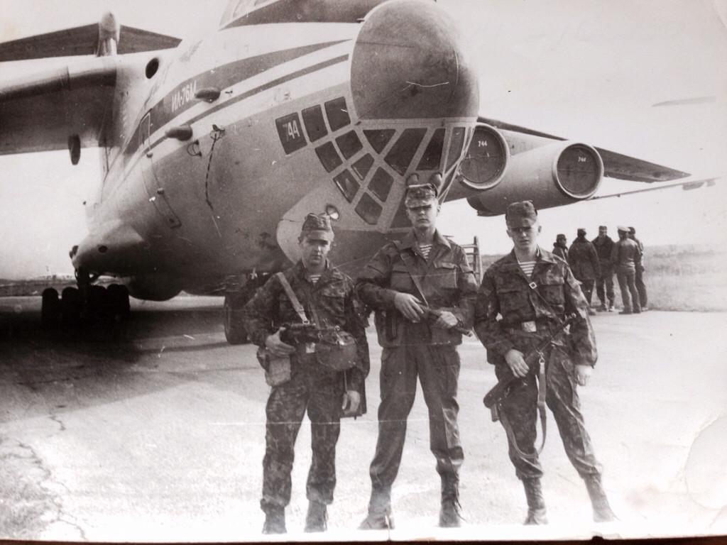 70-ю годовщину отмечает 217-й гвардейский парашютно-десантный ... | 768x1024